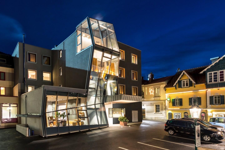 Hotel, Schladming, Zentrum, Designhotel, Boutiquehotel, Schladming