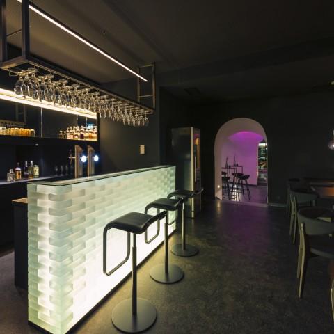Hotel Brunner die Bar im Schladming