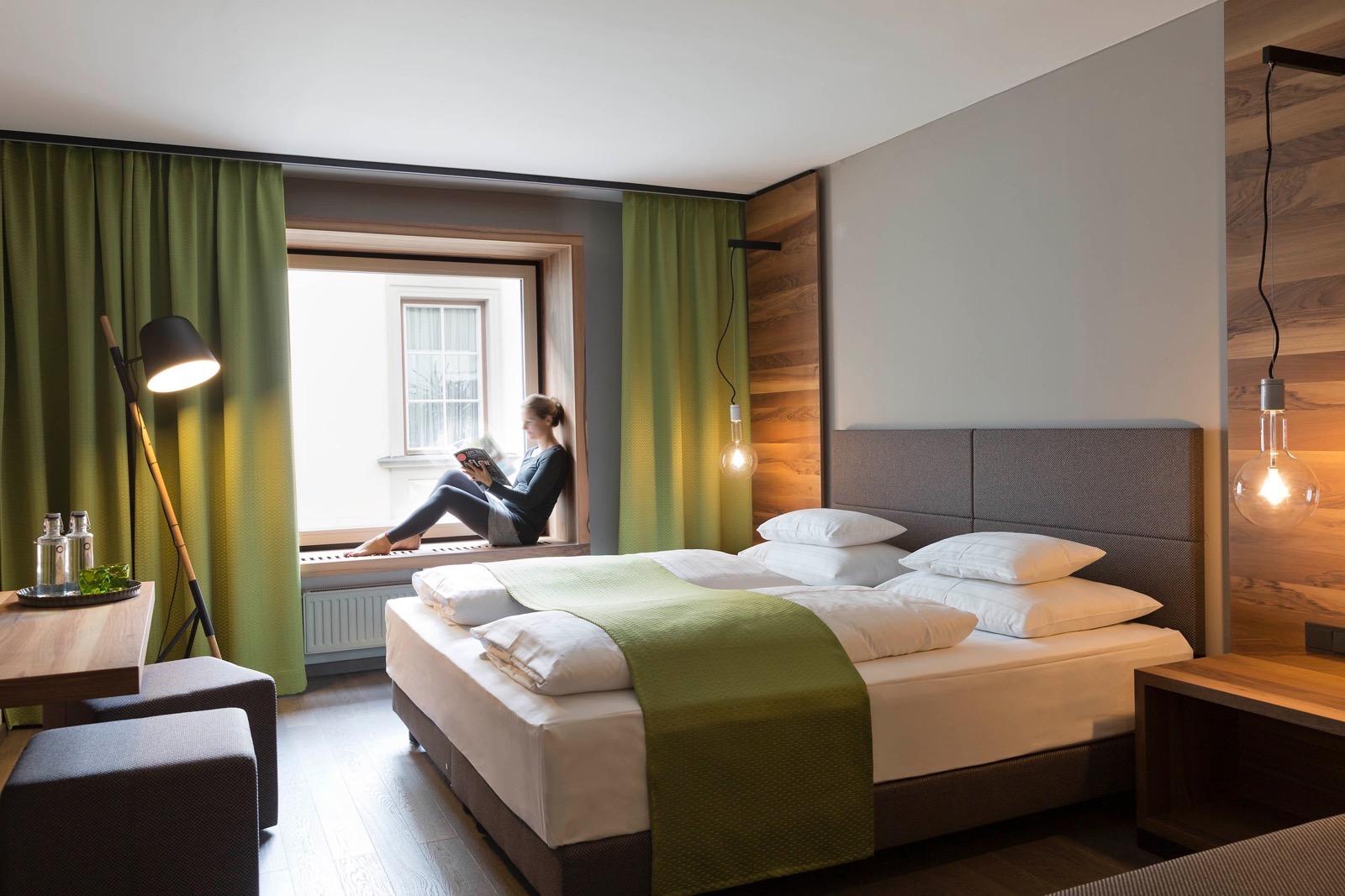 Hotel brunner boutiquehotel in den bergen von schladming for Designhotel in den bergen