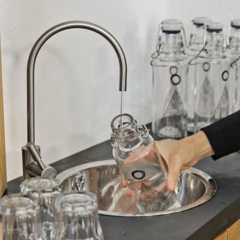 Schladming, Stadthotel brunner, Energiewasser, Gesundheitswasser