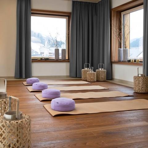 Yogaeinheiten, Urlaub, Skiurlaub, Yoga, Trainer