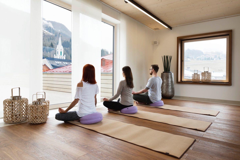 Hotel, yoga, Steiermark, Schladming, Zentrum, brunner, Österreich, Berge, Alpen, Kurs