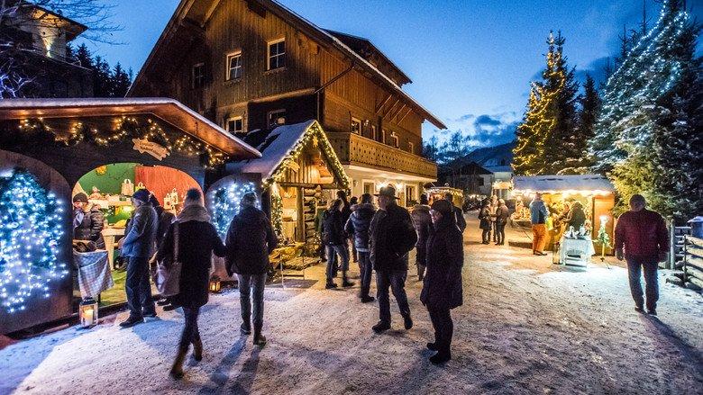 Advent Schladming Bergweihnacht