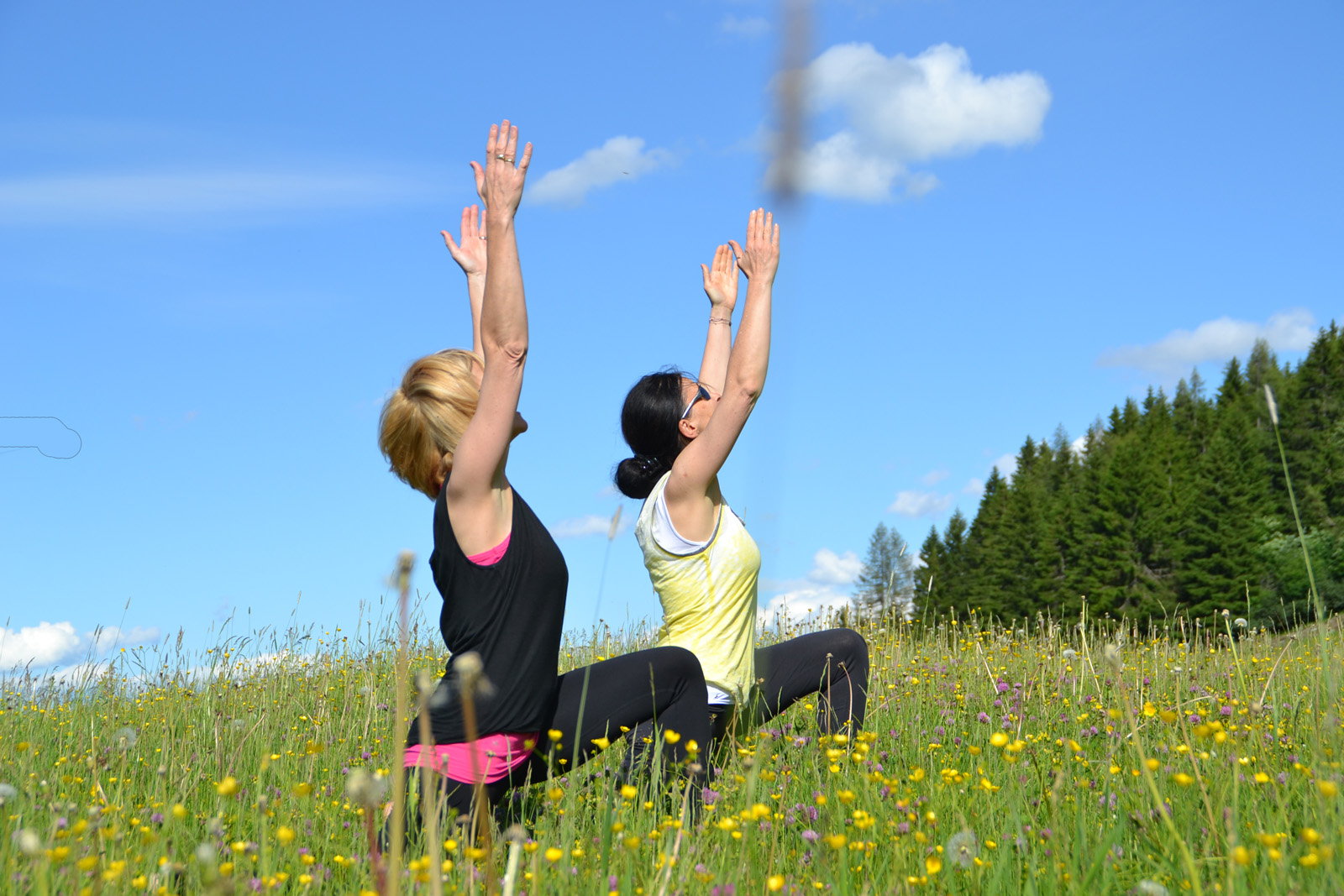 Yoga Retreat in den Bergen - Hotel brunner Schladming
