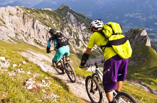 Mountainbike, Pauschale, Hotel, Bikehotel, Bikeraum, Bikedepot, Mountainbikeguide, Schladming, Planai, Brunner