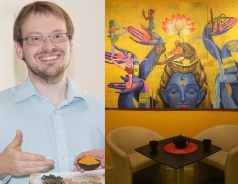 Der Ayurvedaarzt vom Stadthotel brunner - Dr. Daniel Scheidbach