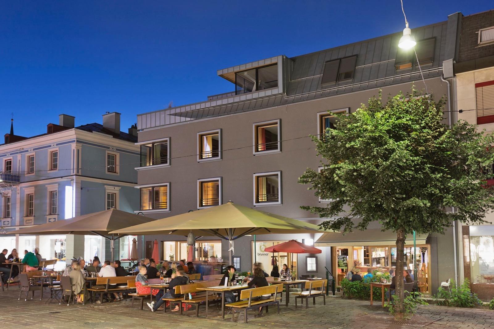 Gasthaus, brunner, Schladming, Hotel, Restaurant, Zentrum
