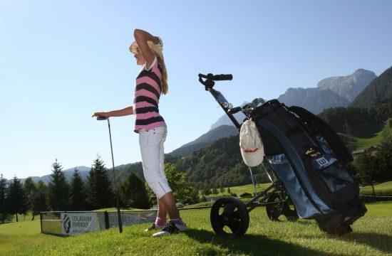 Golf Tage im Hotel brunner Schladming